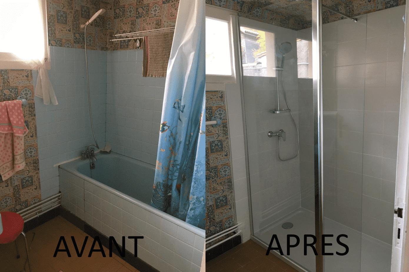 r novation salle de bains avec votre plombier bpc 44140 la planche. Black Bedroom Furniture Sets. Home Design Ideas