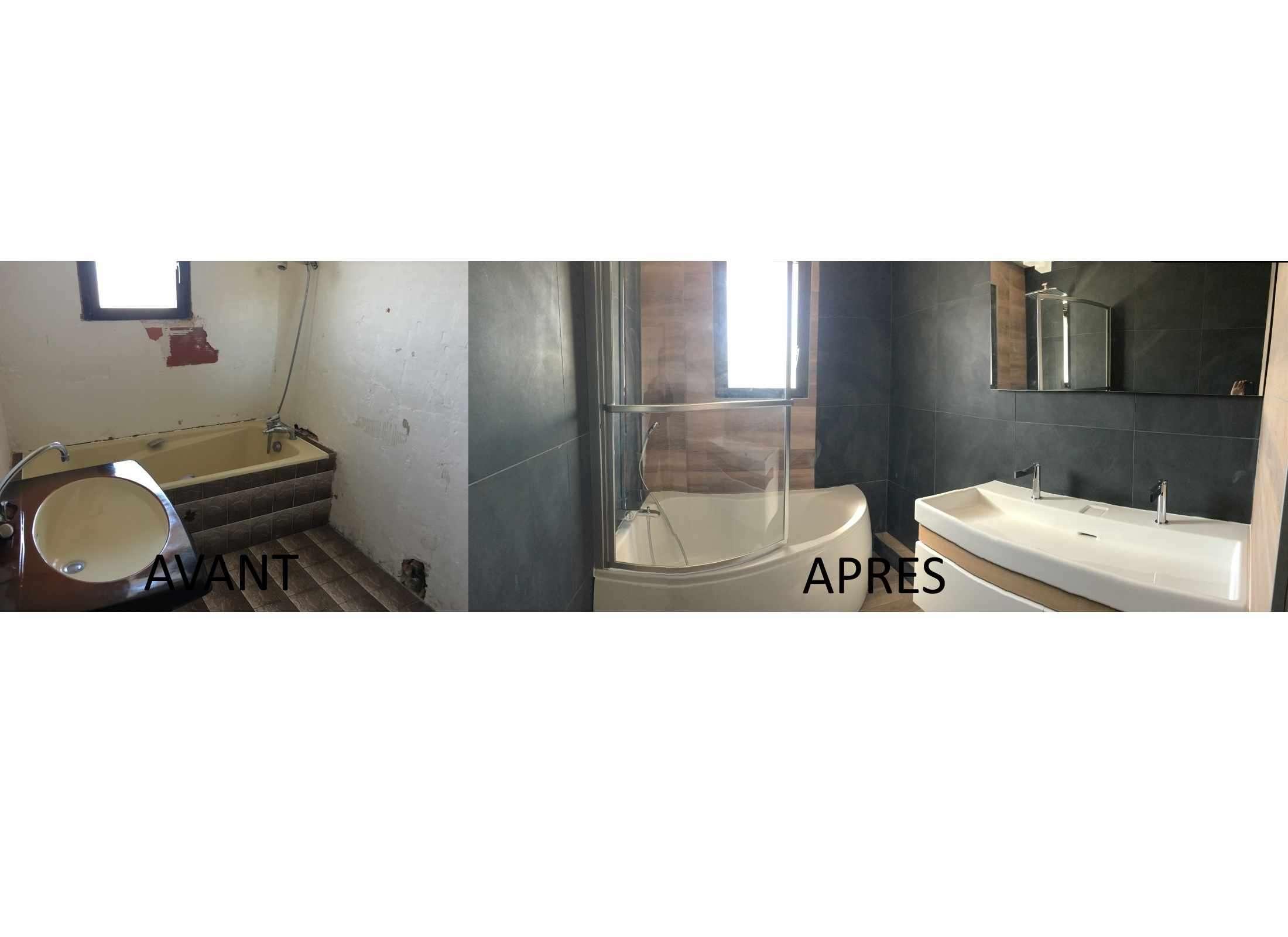 r novation salle de bain avec votre plombier bpc 44140. Black Bedroom Furniture Sets. Home Design Ideas