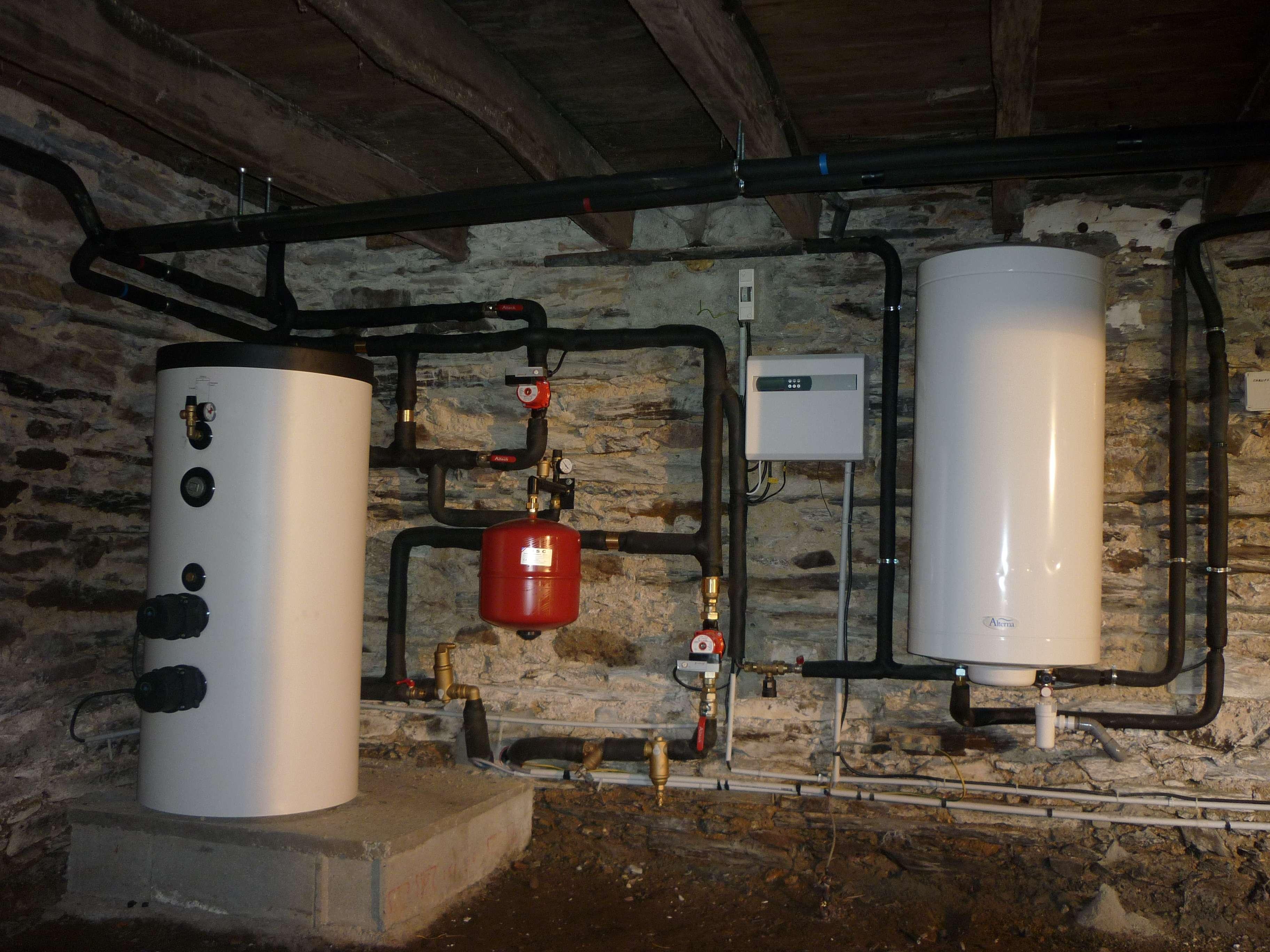 Energie renouvelable, pompe à chaleur, PAC, chauffe-eau thermodynamique, chauffe-eau électrique